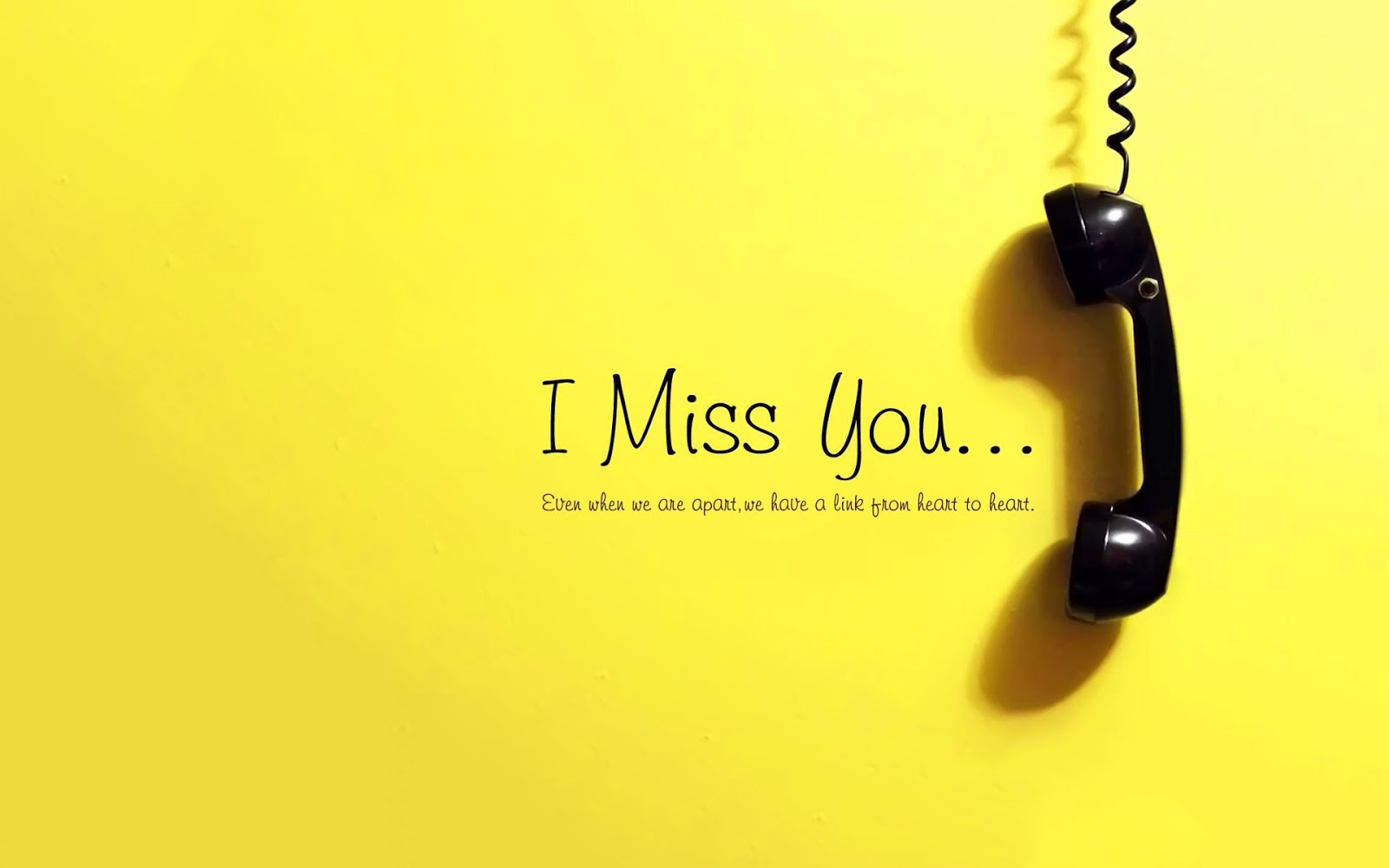 I Miss You Images Widescreen