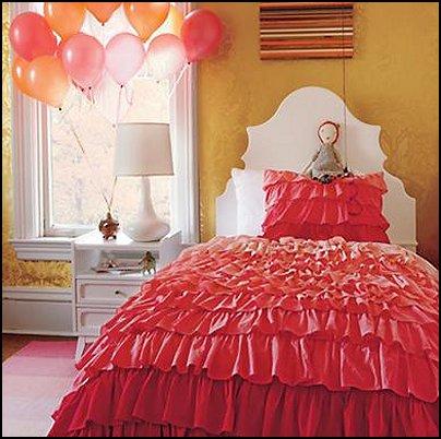 bedding - funky cool girls bedding - fashion bedding - girls bedding -  teens bedding -