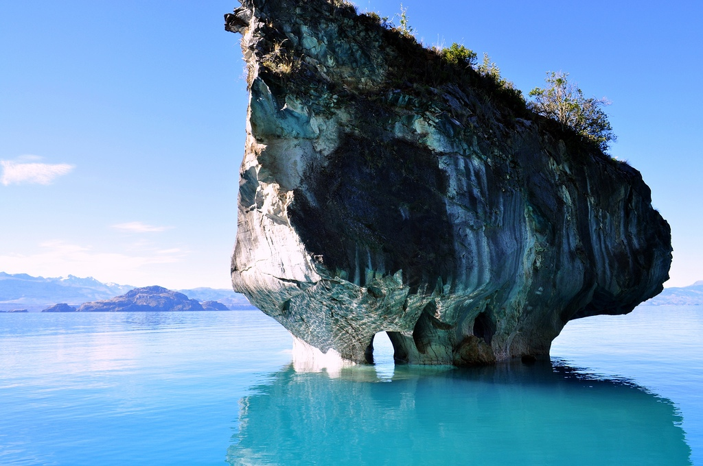Tourism Marble Caves