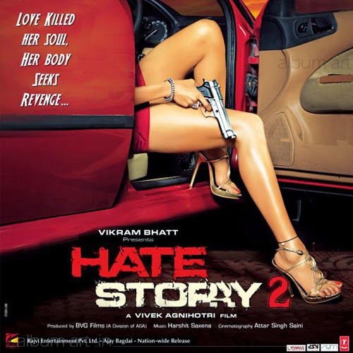 Hate Story 2 Movie Songs