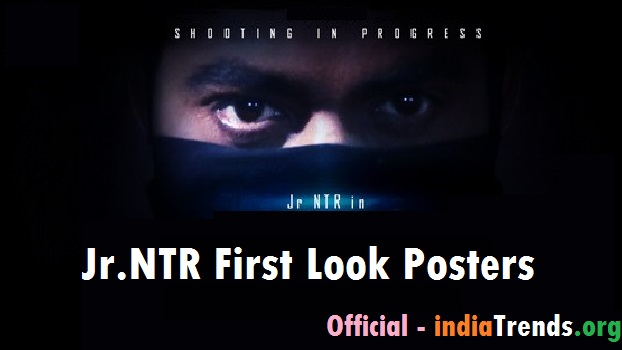 ntr upcoming movie posters