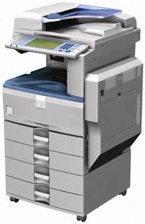 ماكينة تصوير مستندات ريكو افيشو 3350