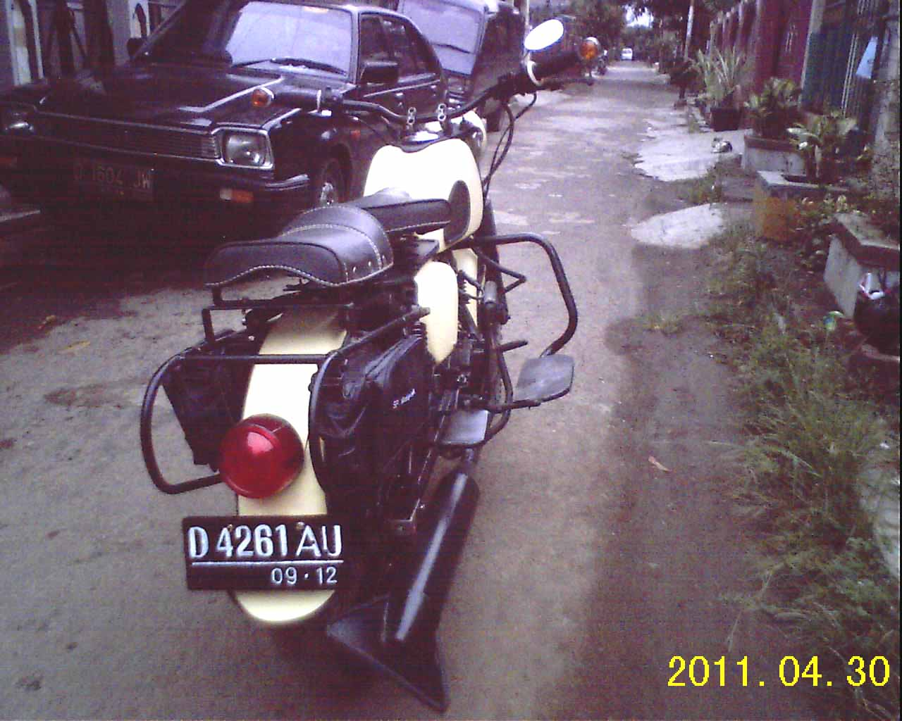 Modif Yamaha L2g