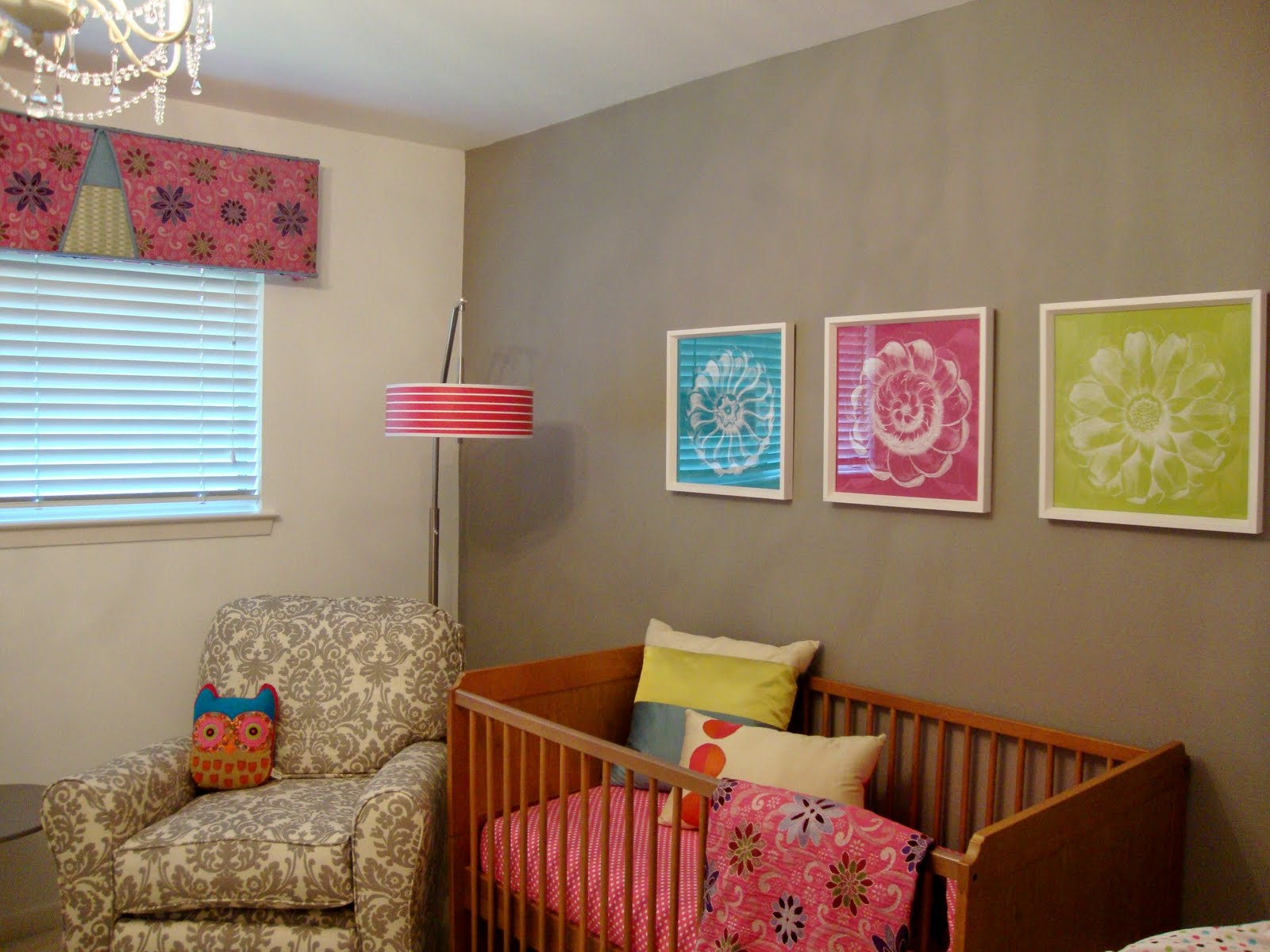 Dallas Interior Designer All Custom Baby Room