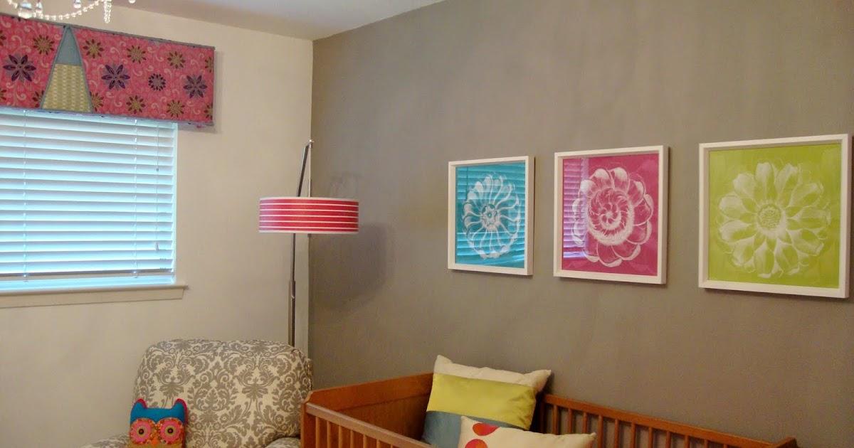 Dallas Interior Designer All Custom Baby Room