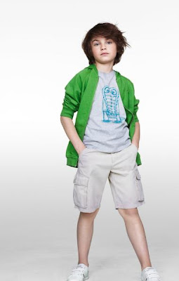 Lacoste - Kids Lookbook 2013