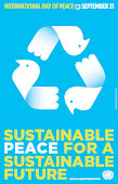 Sustainable Peace for a Sustainable Future at Home, at School and at Workplace