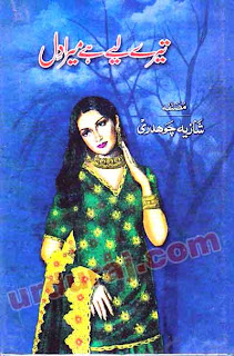 Tere Liye Hai Mera Dil By Shazia Chaudhary complete in pdf