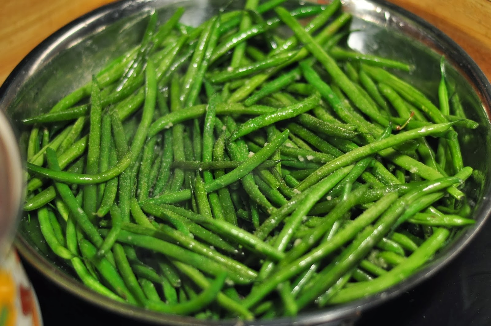 recipes beans asian green