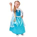 Fantasia Infantil Filme Frozen Princesa Elsa