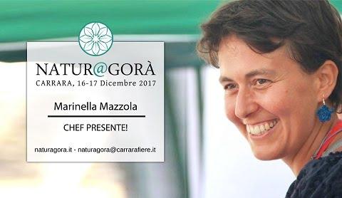 Sarò presente al Natur@gorà (Carrara Fiere) Sabato 16 Dicembre ore 18:00 - AREA VEGANOK  Pad. C