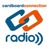 Cardboard Connection Radio Logo