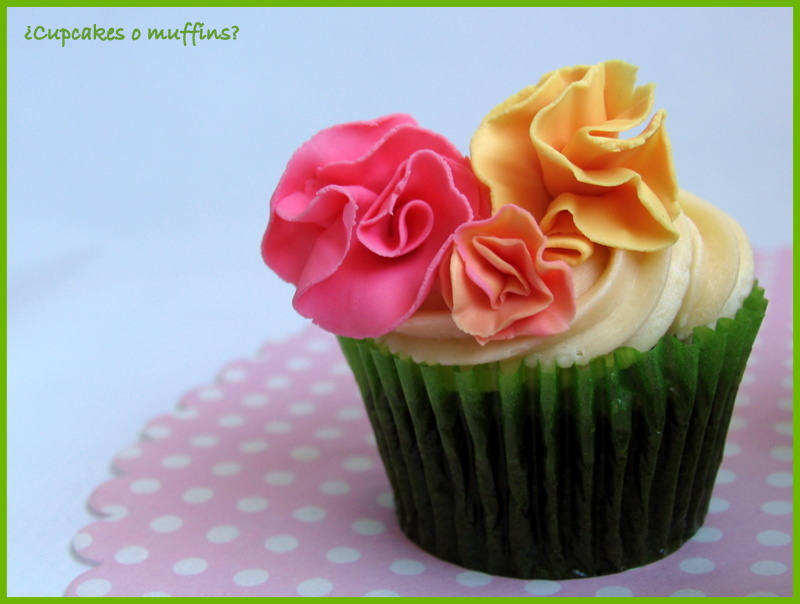 Cupcakes o muffins green velvet la primavera ya for Que significa velvet
