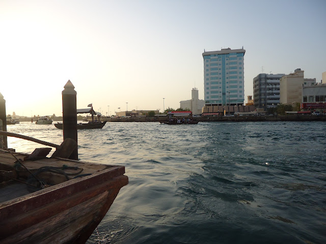 Other side of the Dubai Creek