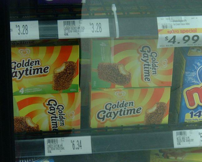Golden Gaytimes