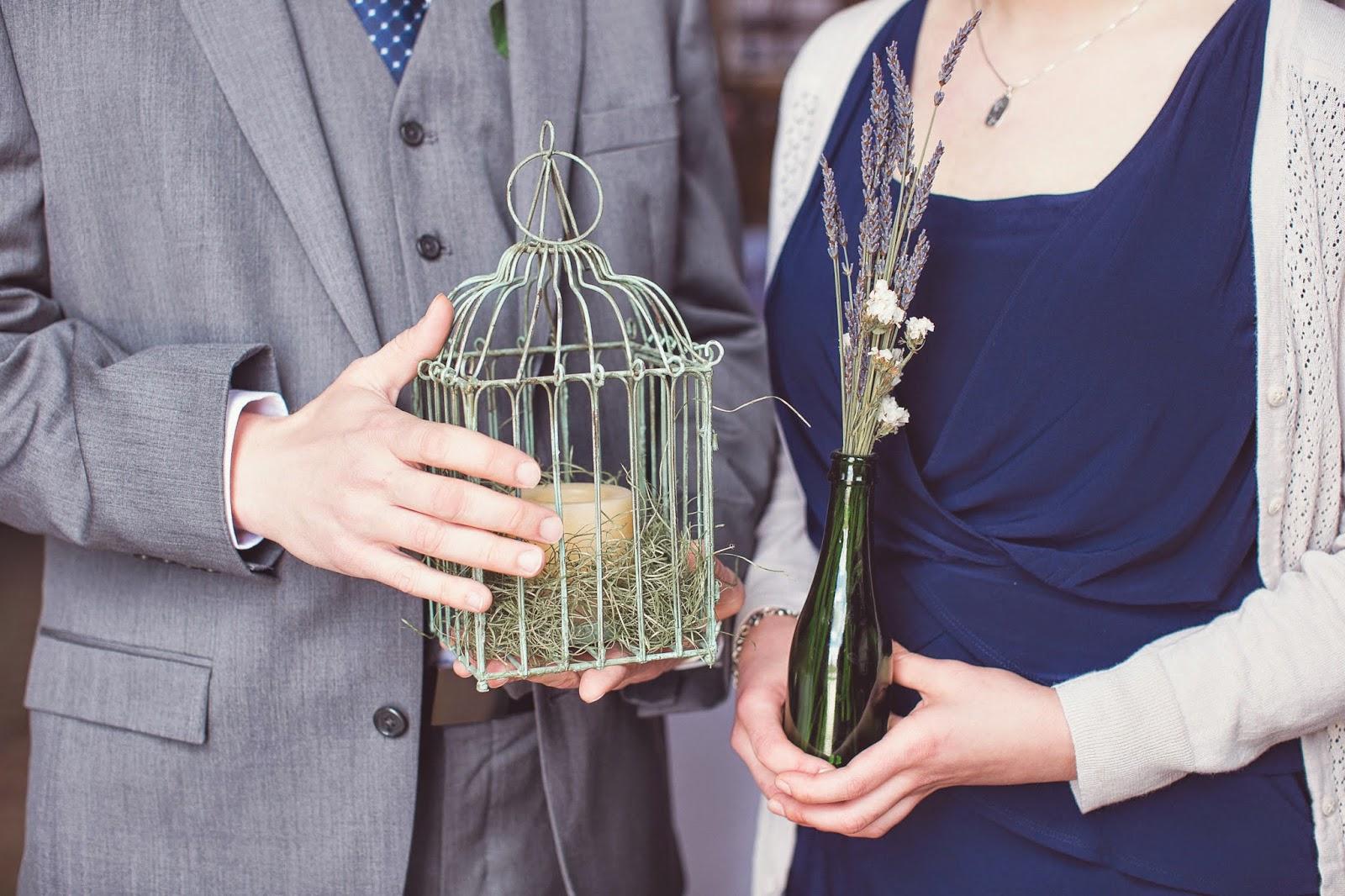birdcage wedding decoration