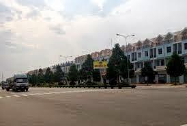 trung tâm hành chính Huyện Bàu Bàng