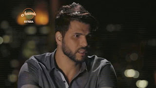 Nascido no Acre, o ator e modelo Marcelo Bimbi é mais uma concorrente ao prêmio de R$ 2 milhões em A Fazenda 8.