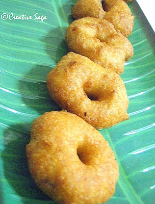 ulundu vadai/medhu vada
