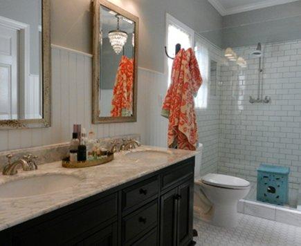 choisir votre salle de bains mur et les finitions de plancher refaire sa salle de bain. Black Bedroom Furniture Sets. Home Design Ideas