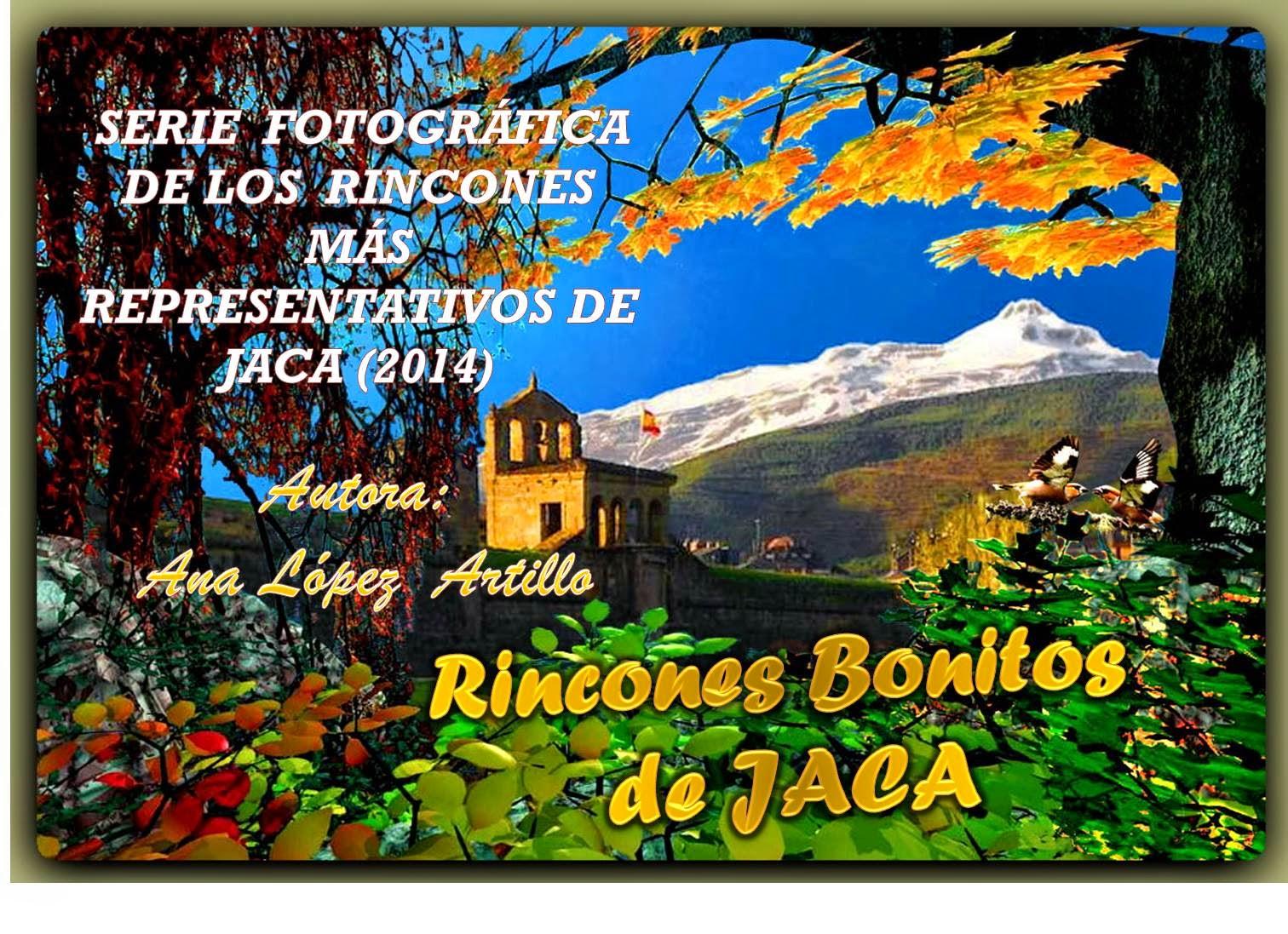 RINCONES BONITOS DE JACA