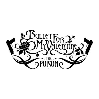bullet for my valentine logo vector