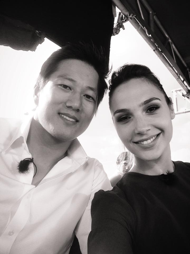 Fun with Sung Kang | Gal Gadot Fans Club