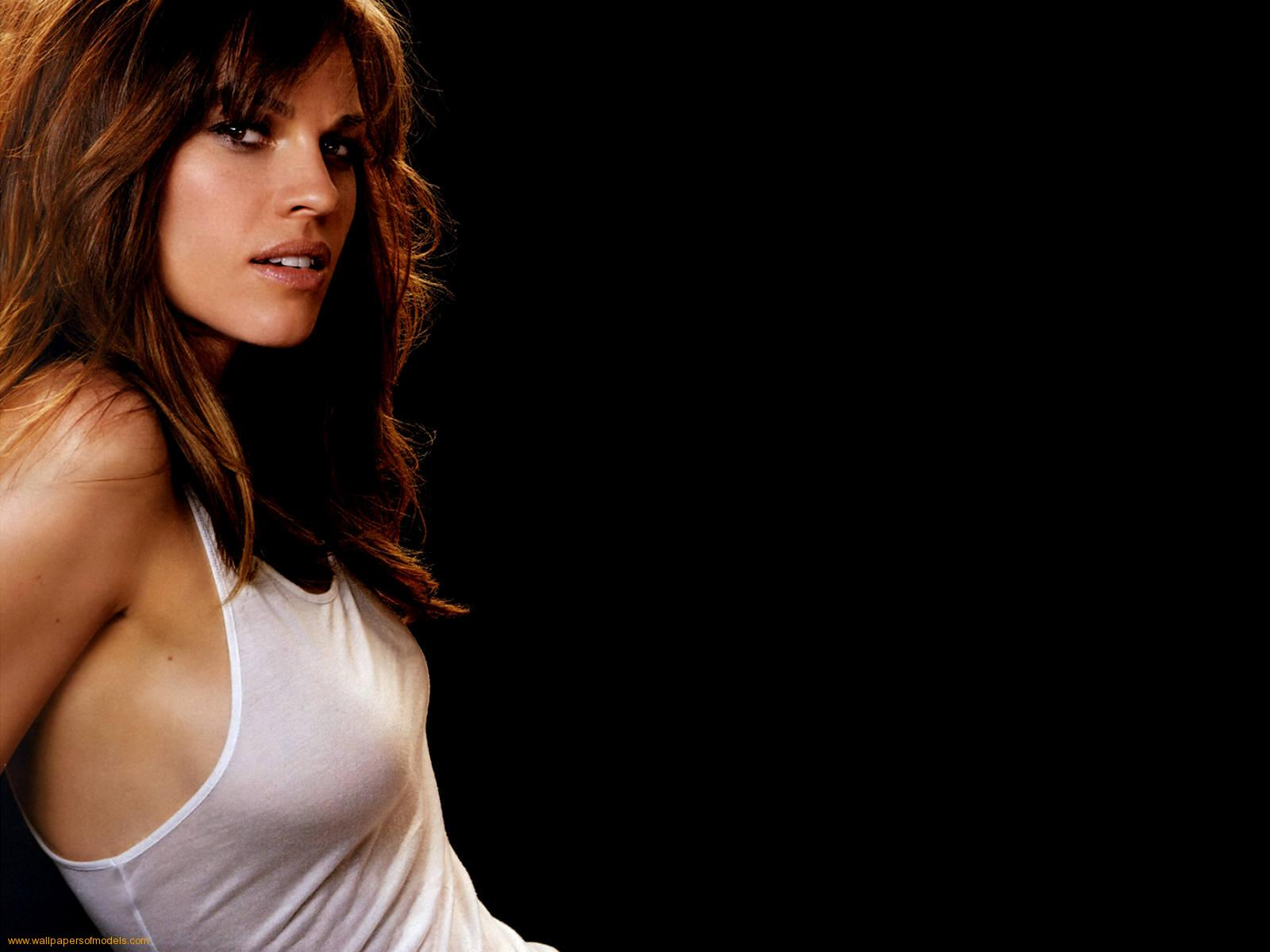 Hilary swank hot join. And