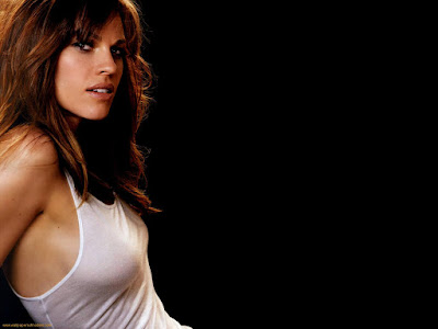 Hilary Swank Hot Wallpaper