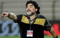 Maradona en Twitter cuenta oficial de Diego Maradona en Twitter