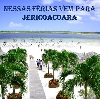 Nessas férias vem para Jericoacoara