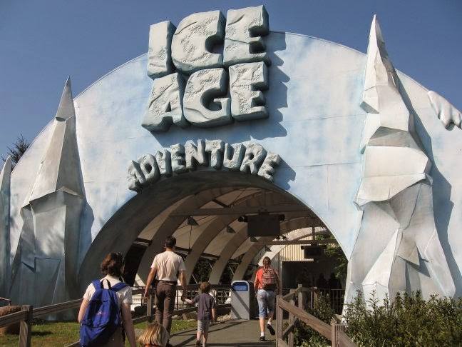 Ice Age Adventure Genting Malaysia