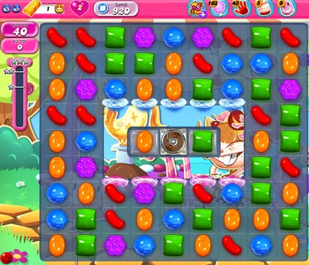 Candy Crush Saga 920