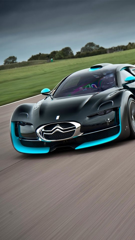 Citroen Survolt   Galaxy Note HD Wallpaper
