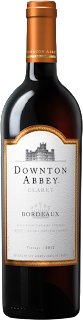 Downton Abbey Bordeaux, Claret, 2012 France