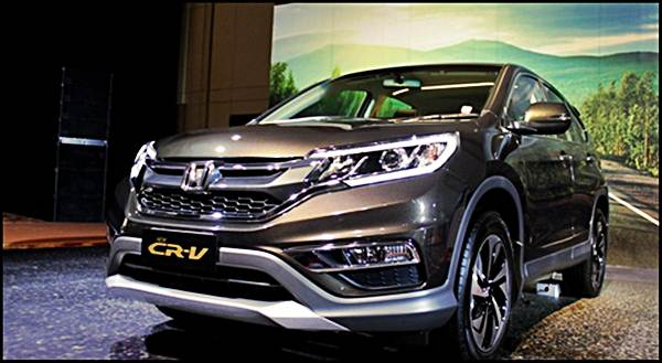 The 2016 Honda CR V Will Be Put On Sale At A Starting Price Of 23595 It Larger Space Possess Crv Car Vehicle Maximum More Over Variants