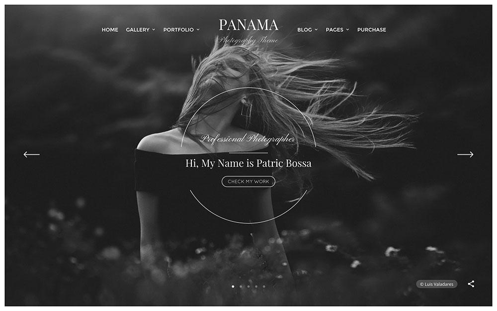 panama-photography-theme