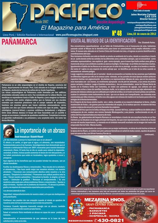 Revista Pacífico Nº 48 Arqueología