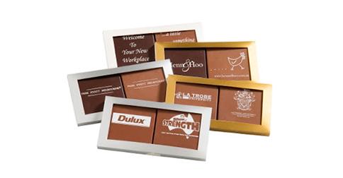 Amostra Grátis - Chocolate Saychoc