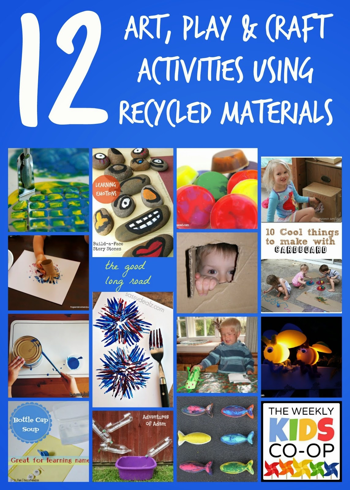 You Ignite Their Imaginations As They Begin Re Purposing Common Household Items Or Recycled Materials Too Whats Not To Love About All Of That