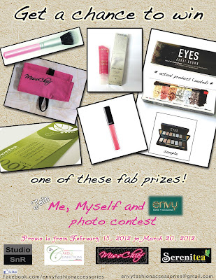 give away, contest, accesories