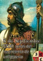 1300 Años del nacimineto de un imperio