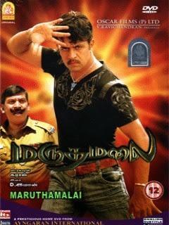 Marudhamalai Poster
