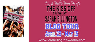 {ARC Review+G!veaway} The Kiss Off by Sarah Billington