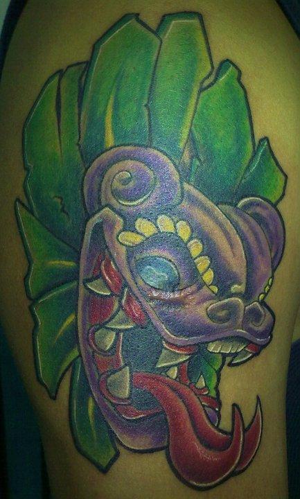 Pin Tatuajes De Quetzalcoatl Fotos Y Tattoos Ajilbabcom Portal on