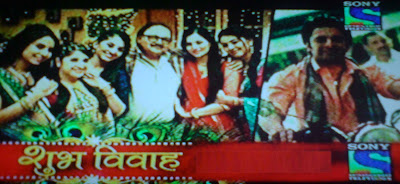 Shubh Vivah on Sony TV