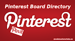 Pinterest Board Directory