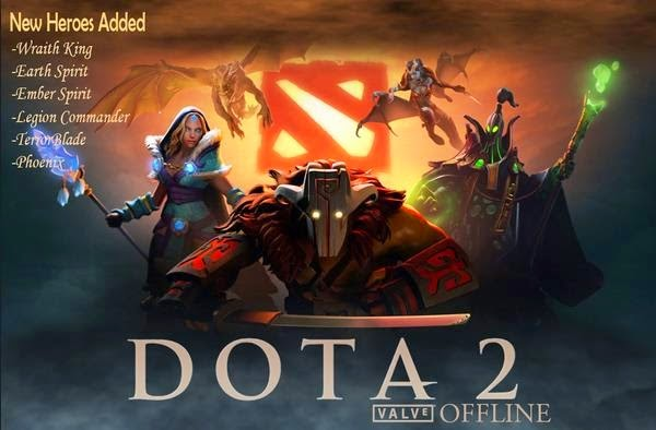 Download Dota 2 Without Steam Full Version (Offline)