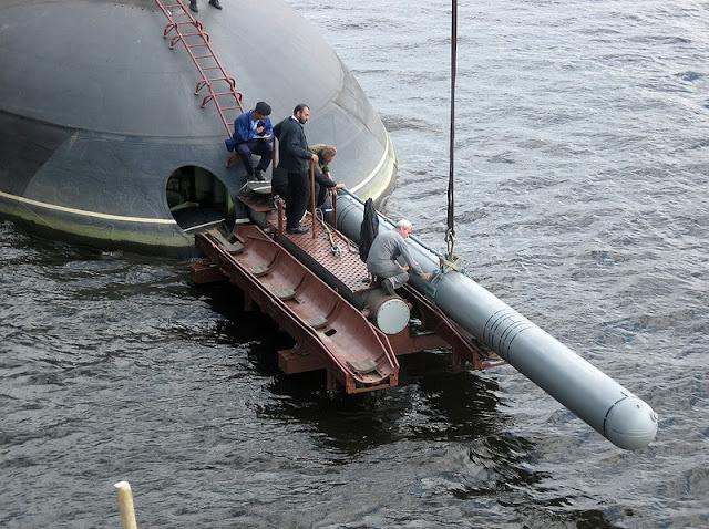 Klub-S (SS-N-27B) missile