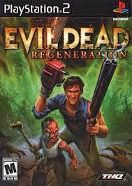 Evil Dead - Regeneration PS2 ISO